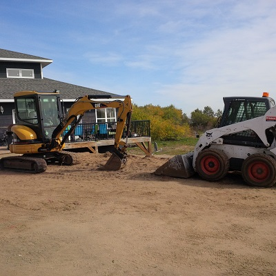 Saskatoon Excavation & Landscaping
