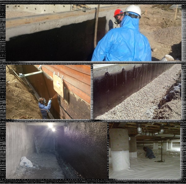 Saskatoon basement waterproofing