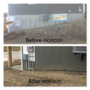 Horixon Basement Waterproofing